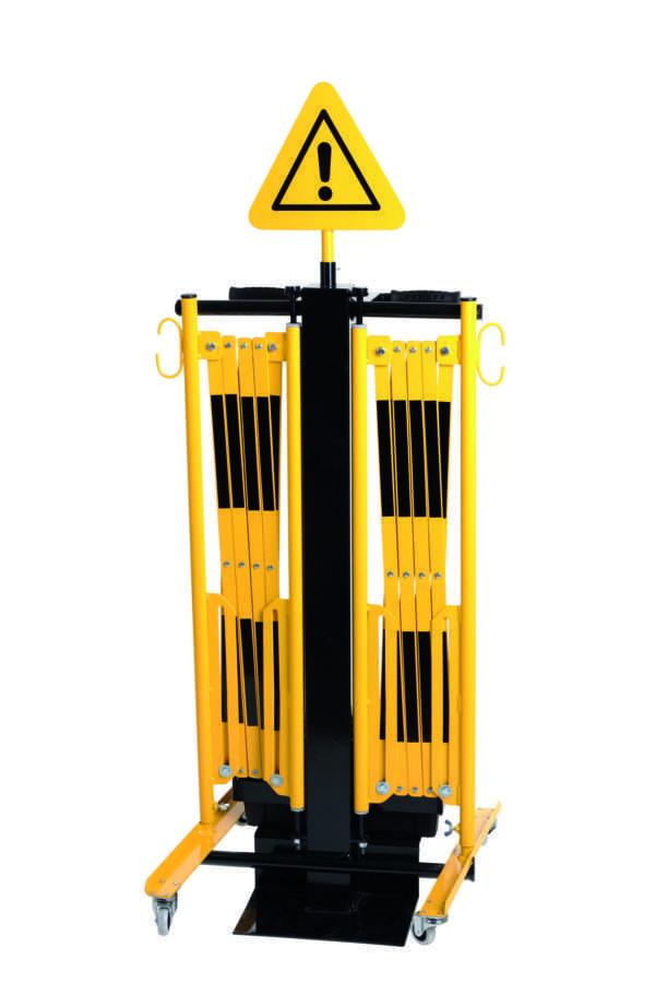 Chariot de transport avec caisse d'outils