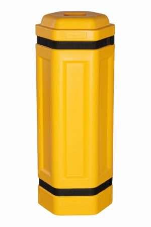 protection-de-pilier-octogonale-pour-poteau