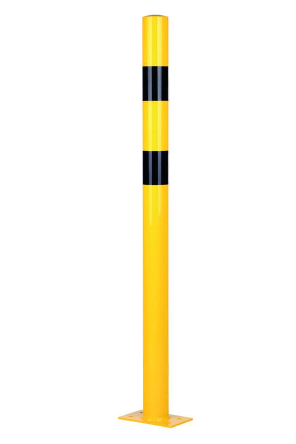poteau-de-sécurité-certifié-tüv-Ø76-à-cheviller