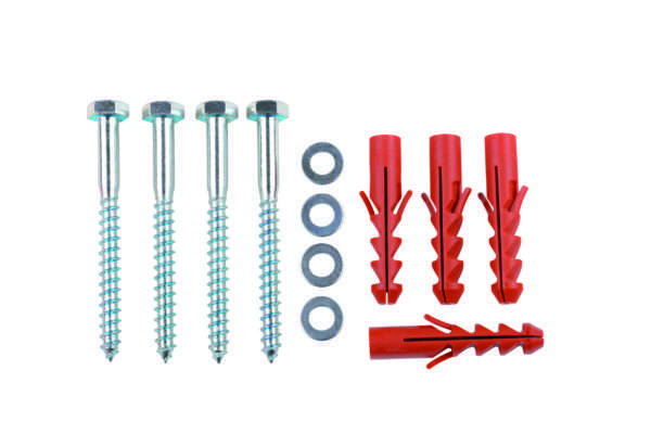 Matériel de fixation pour poteau flexible SB