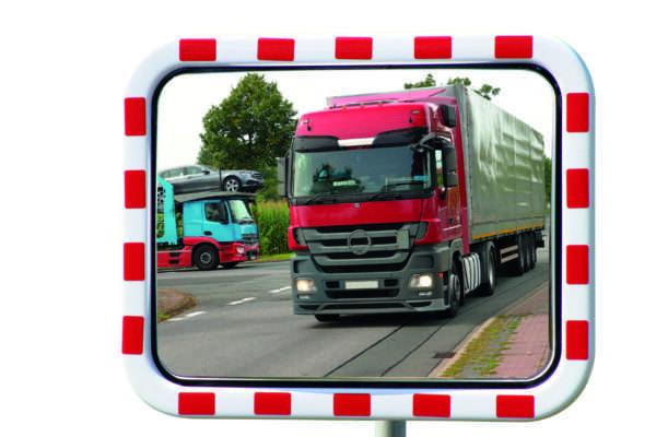 Miroir routier, garantie 5 ans