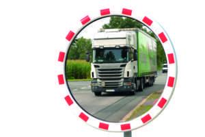 Miroir routier Ø60, garantie 5 ans